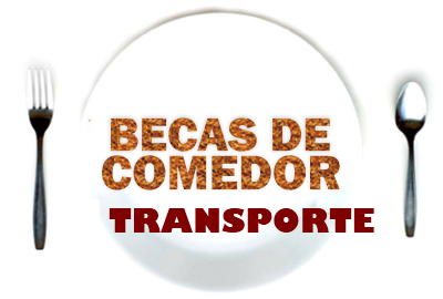 BecasComedorYTransporte